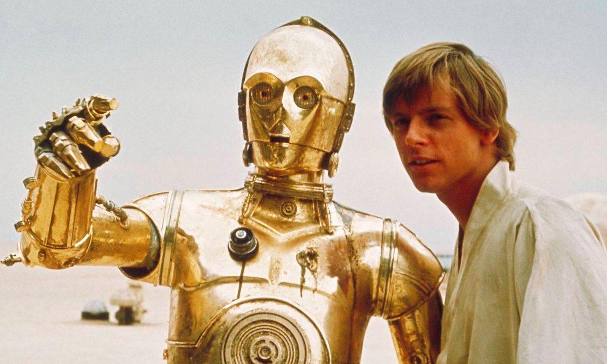 Les robots de Star Wars