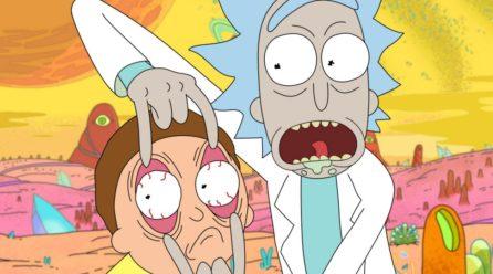 La meilleure parodie du générique de Rick & Morty