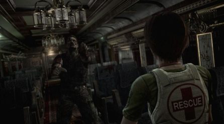 Resident Evil sur Switch !