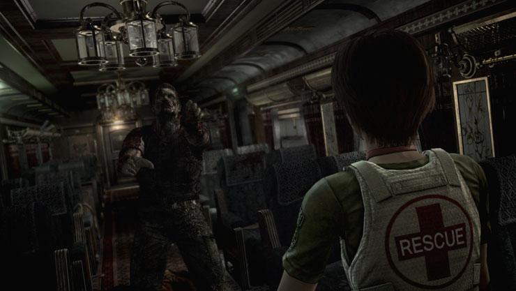 Resident Evil sur Switch !