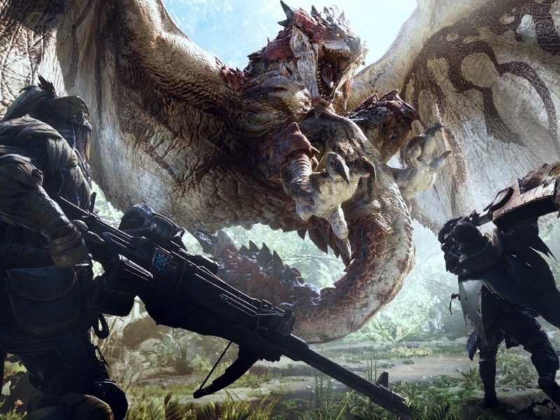 Monster Hunter : Le film