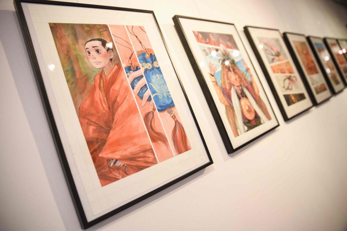 Zhao Ze : exposition et dédicaces