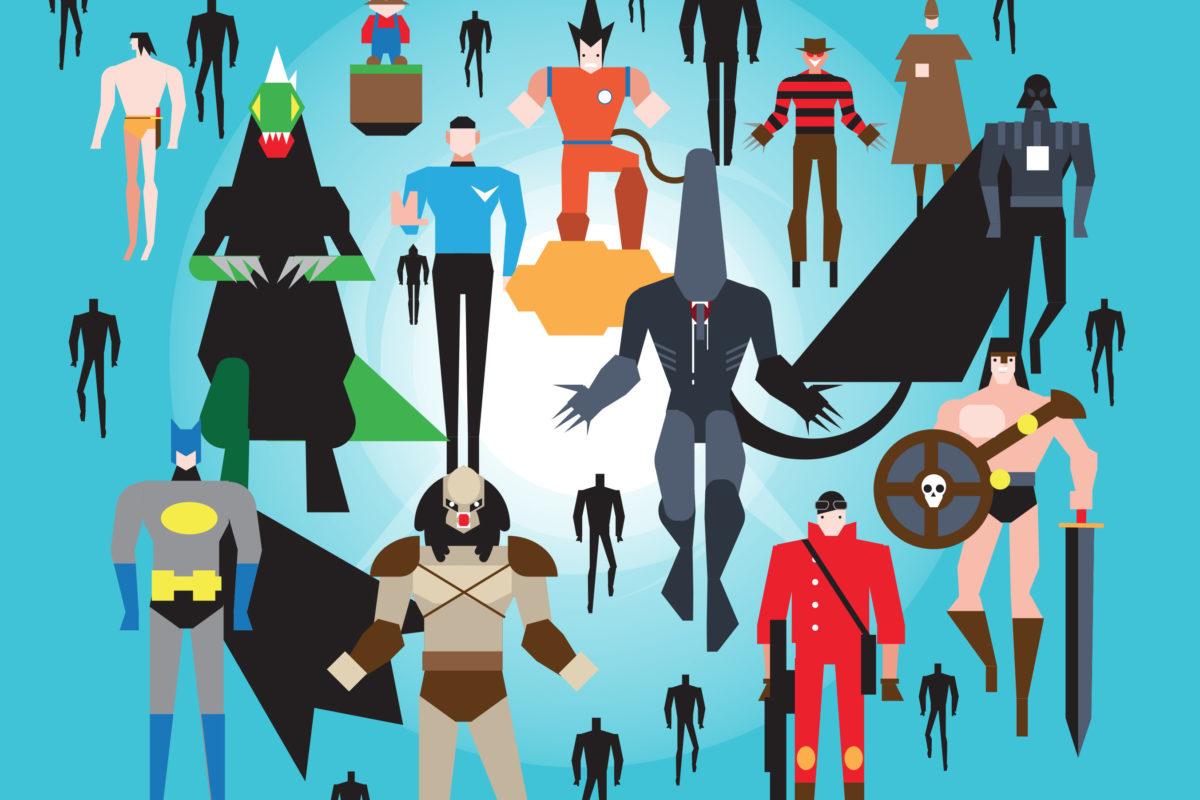 Hors série Geek Magazine : 42 licences cultes