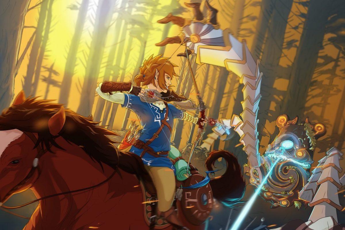 Une série Zelda