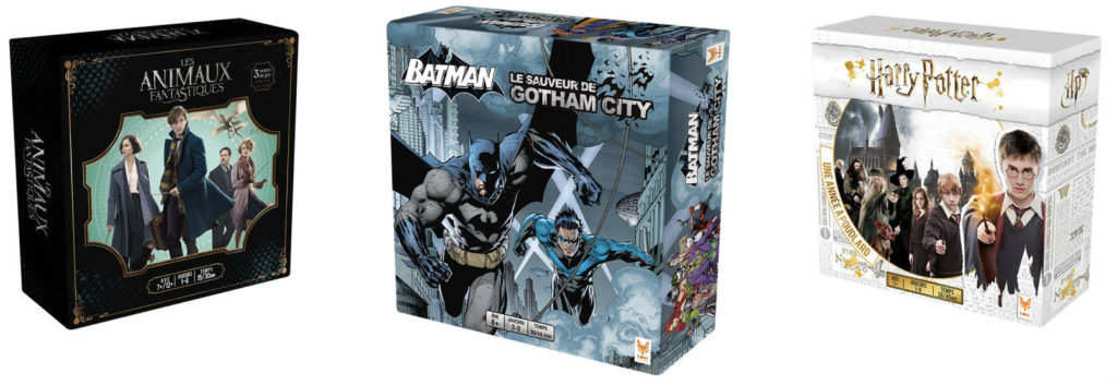Batman, le Sauveur de Gotham City