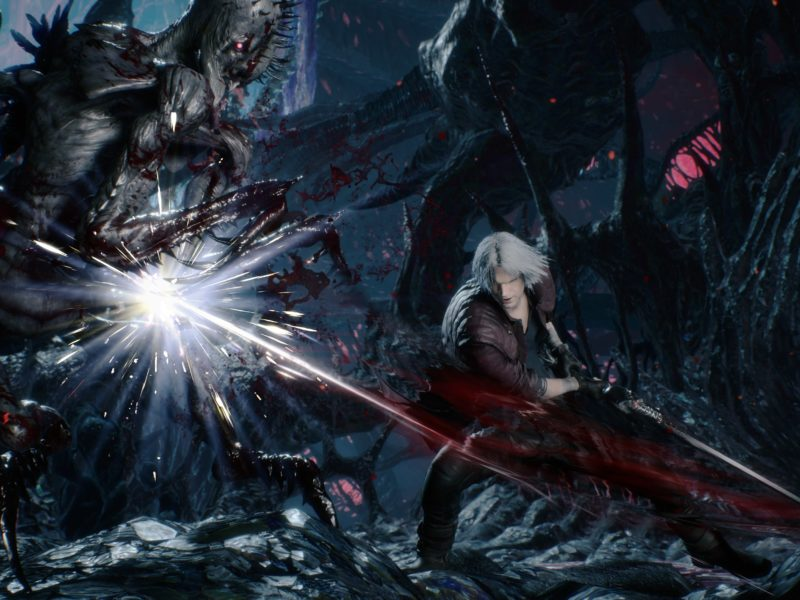 Devil May Cry en animé