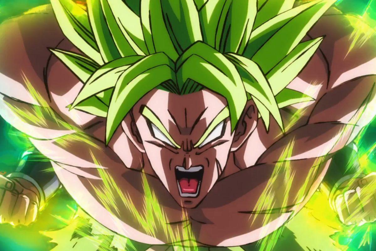 L'excitant nouveau trailer de Dragon Ball Super : Broly !