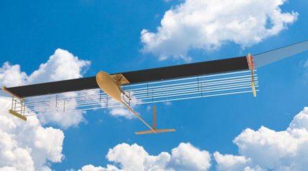 Le MIT développe un moteur ionique sur un avion