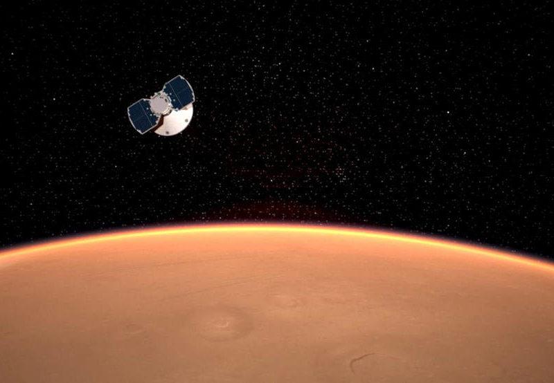Mars InSight : premières images