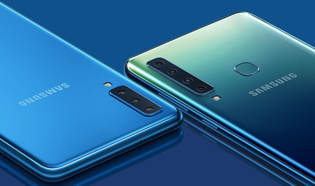Samsung A9 : le test