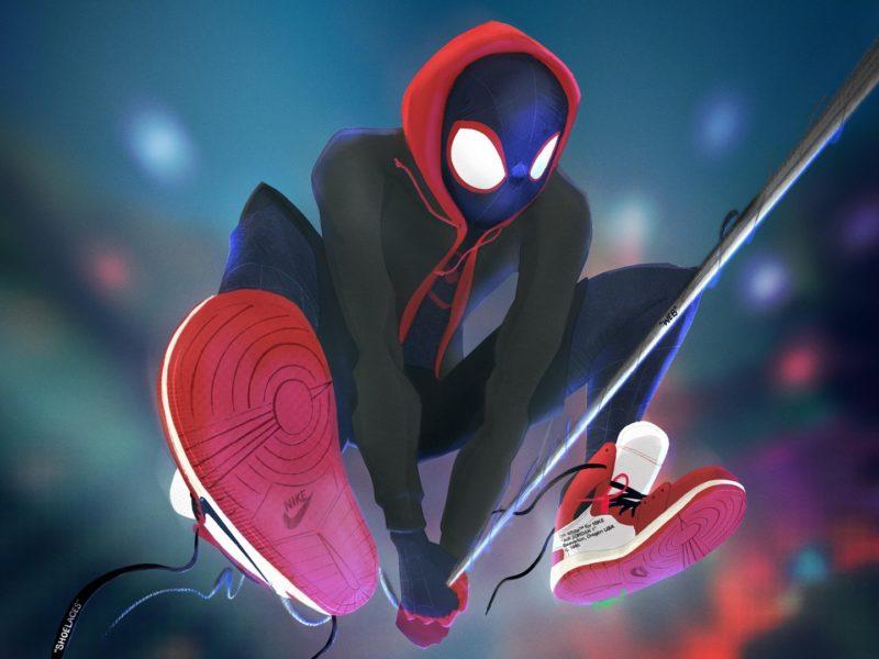 Spider-Man : Into the Spider-Verse est simplement énorme !