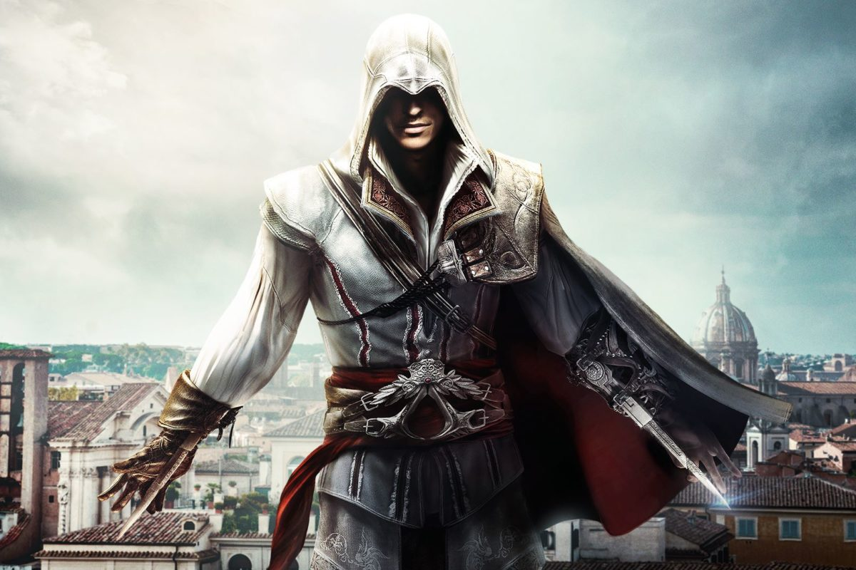 Behind the Game : l'Expo sur Assassin's Creed