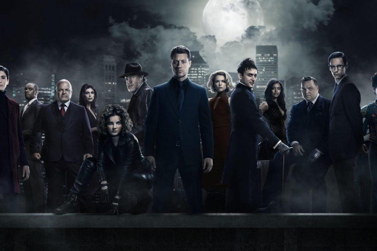 Gotham à feu et à sang