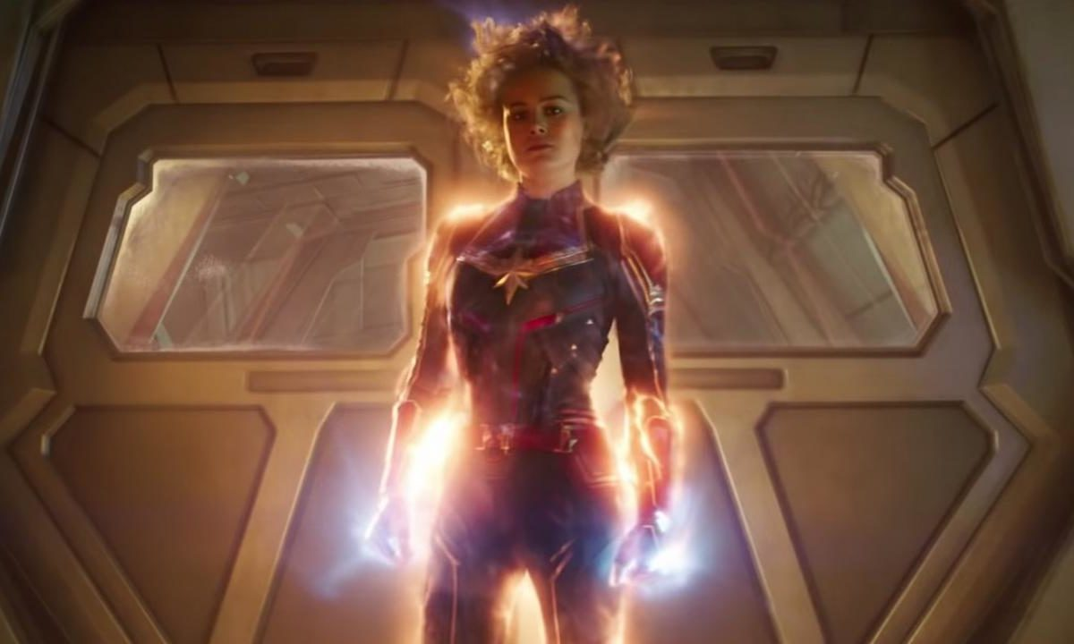 Captain Marvel : nouveau trailer