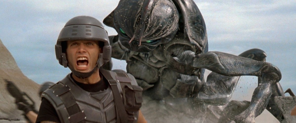 Le come back de Starship Troopers