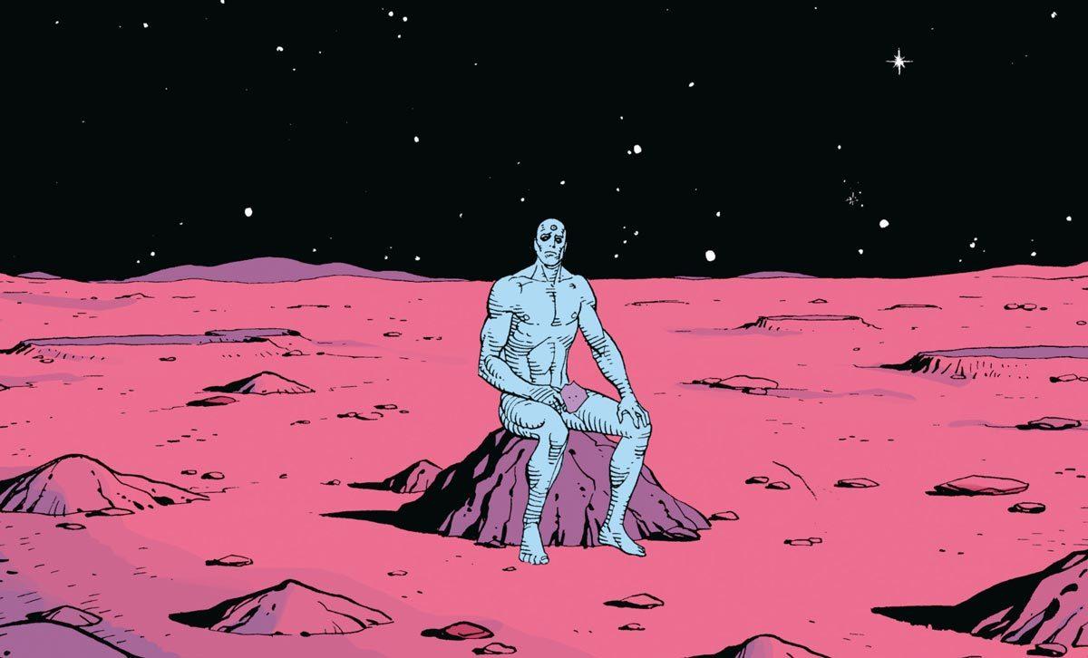 La série Watchmen : premières images