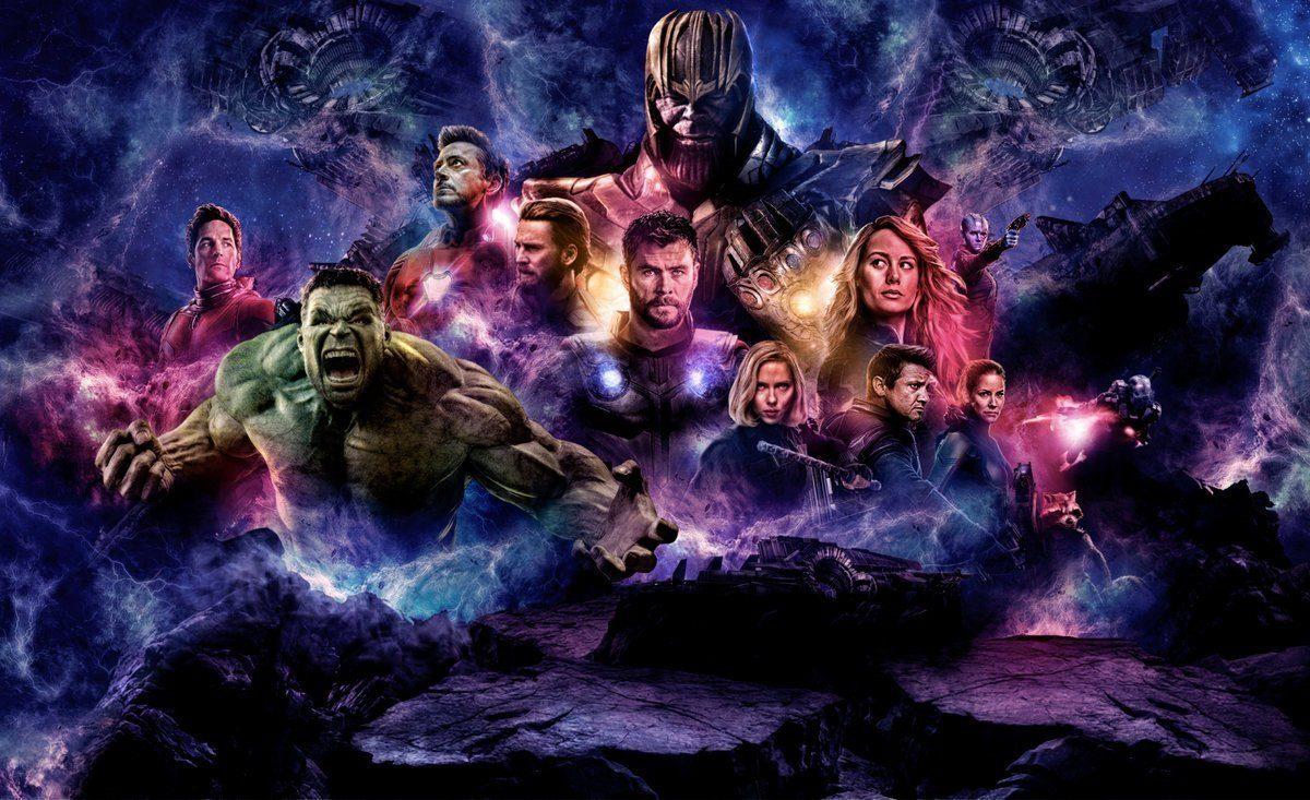 Un nouveau trailer pour Avengers Endgame