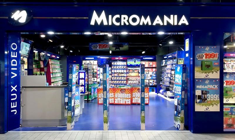 La fin de Micromania ?