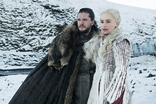 Game Of Thrones : premières images
