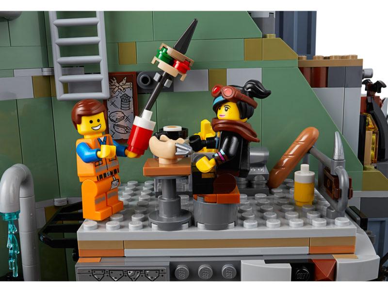 L'interview de Justin Ramsden, Designer chez Lego