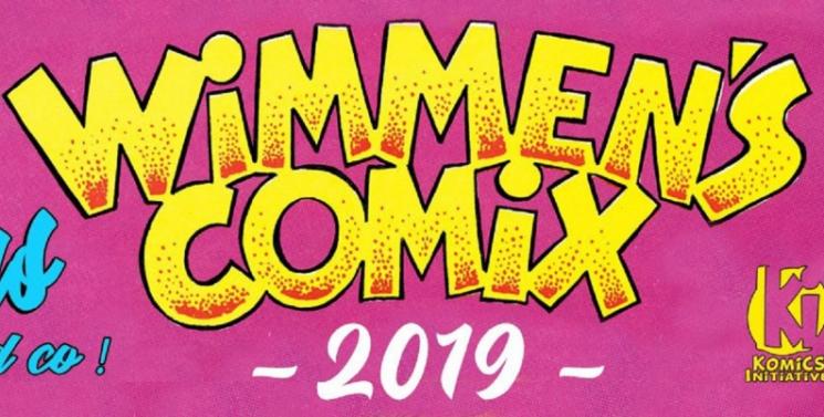 Komics Initiative présente Wimmen's Comix