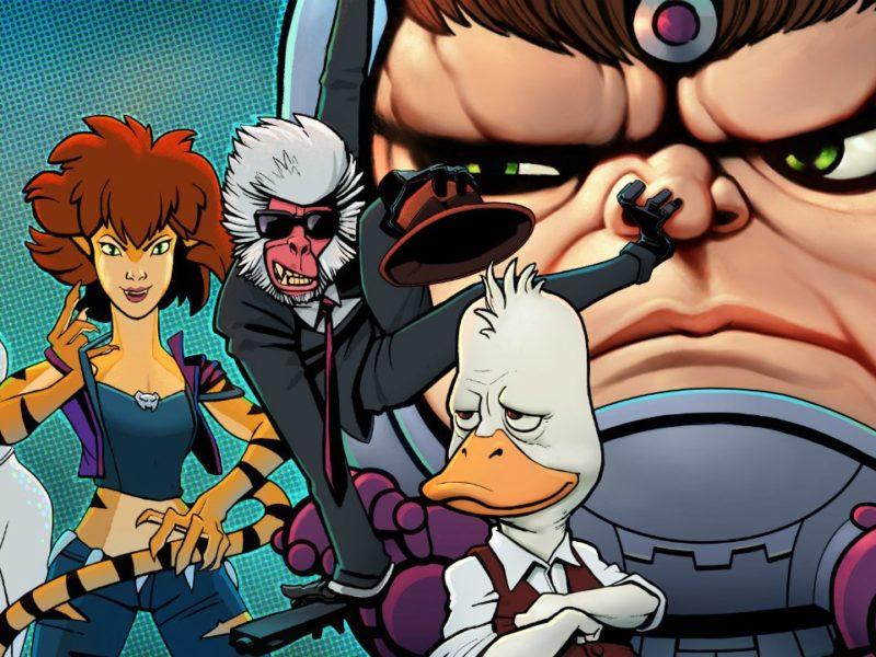 Quatre nouvelles séries Marvel annoncées