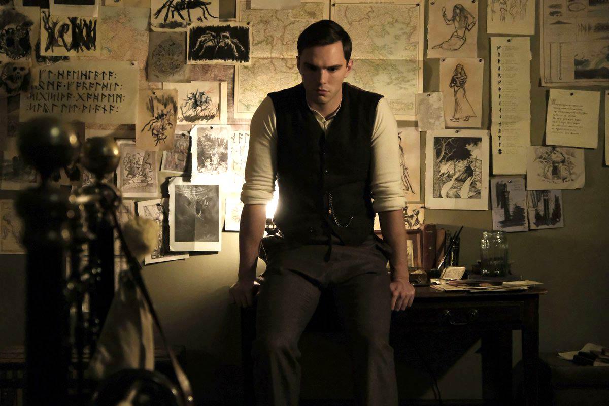 Le biopic de Tolkien : Bande-annonce