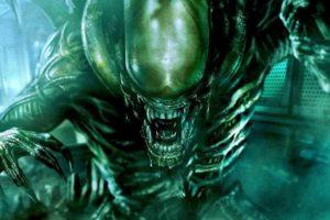 6 courts-métrages Alien