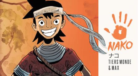 Nako le manga du Rappeur Tiers Monde