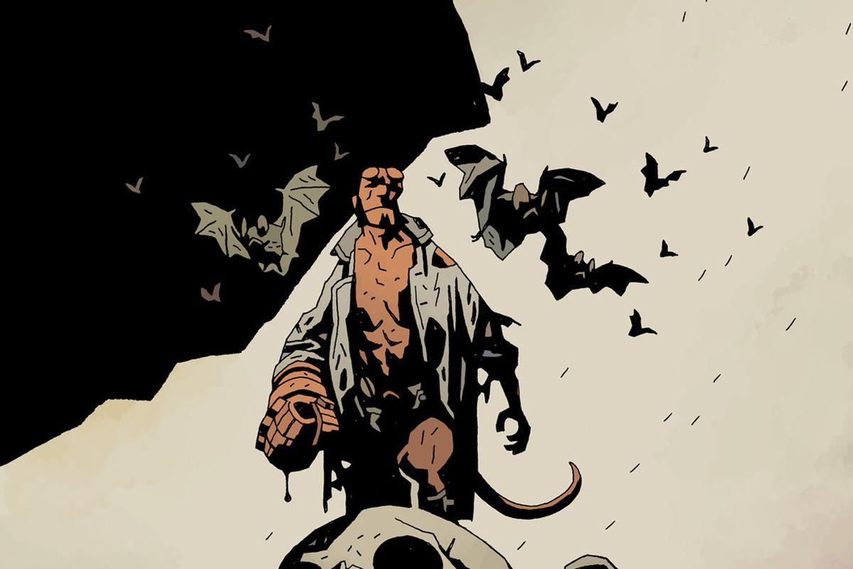 Hellboy en jeu de société !