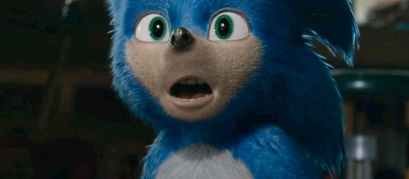 Sonic : The Hedgehog