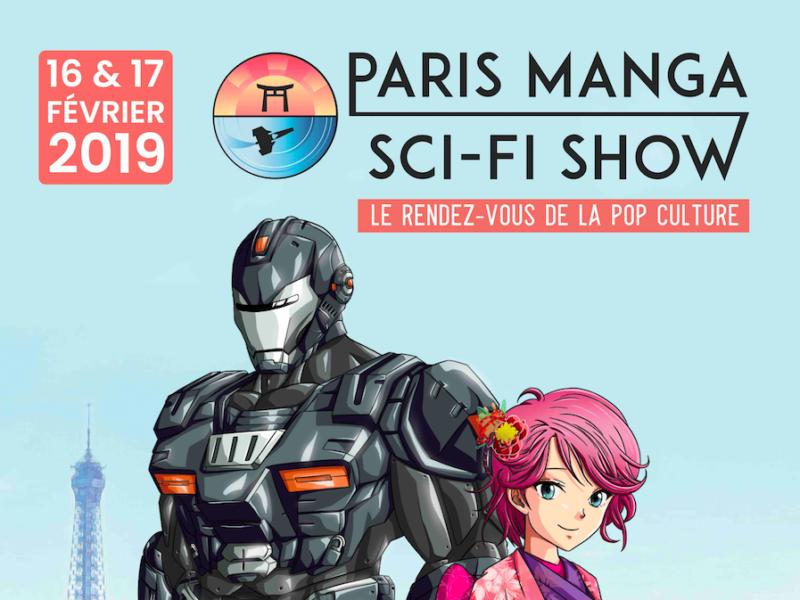 Paris Manga: On ne devrait jamais rencontrer ses héros…