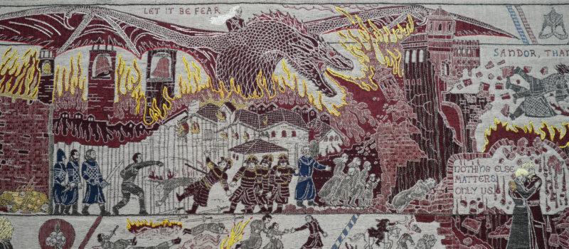 Game of Thrones à l'honneur à Bayeux !