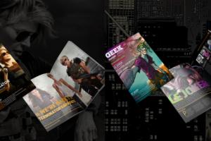 Mise à disposition des anciens numéros de GEEK magazine, suite !