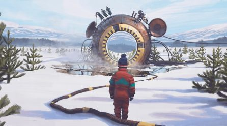 Tales from the loop : l'univers onirique de Simon Stålenhag