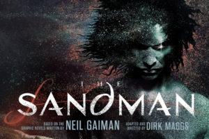 The Sandman, la série de comics à succès écrite par Neil Gaiman et publiée par DC disponible le 25 février en Exclu AudioDrama sur Audible !
