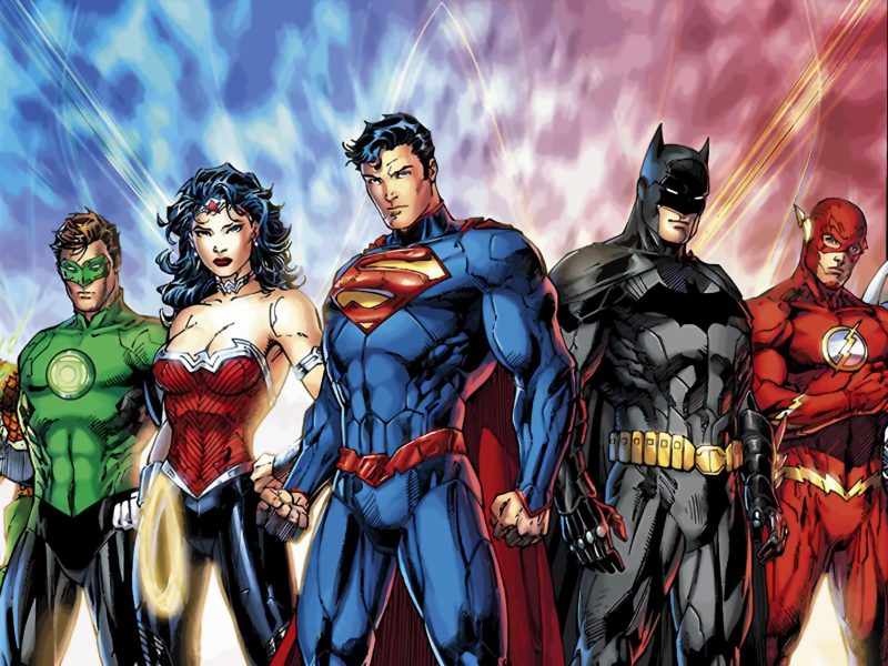 Justice League Comic version Zack Snyder Cut Covers de DC pour 1 $ de plus aux USA