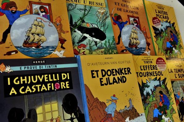 Tintin et les femmes