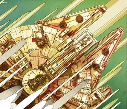 Collector : Le guide des vaisseaux spatiaux.