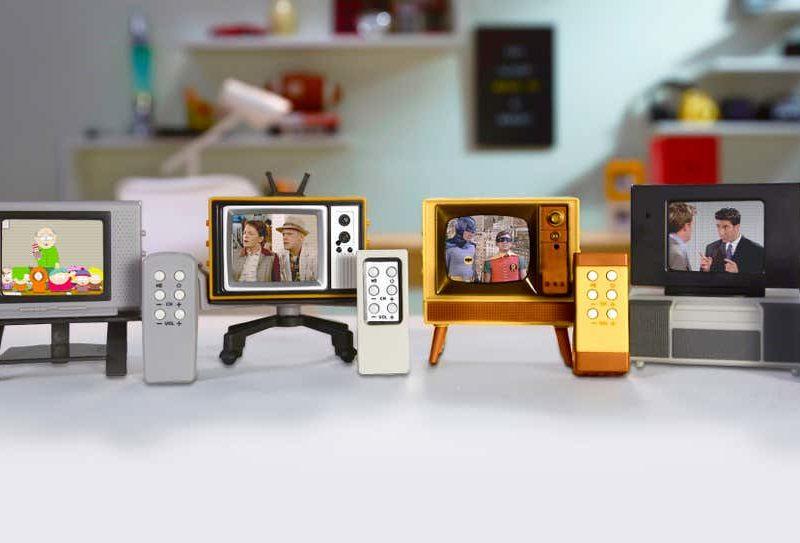 Tiny TV Classics de Basic Fun!