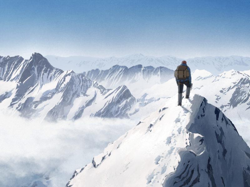 Le Sommet des dieux – une ascension unique