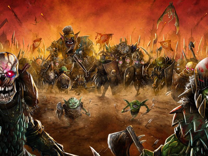 Les Sombres Royaumes de Valeria : affreux, sales et méchants !